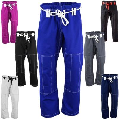 BJJ Gi Adults Kids Kimono Brazilian Jiu Jitsu Grappling Uniform belt and pants