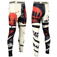 ROAR MMA Leggings Samurai Spats