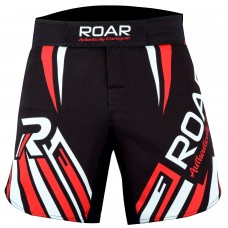 ROAR MMA Shorts Martial Arts Trainging Kickboxing Muay Thai Mens No Gi Wear