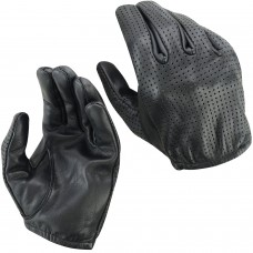 ROAR Women's Air Pro Driving Motorcycle Glove Perforated Handback Police Driving