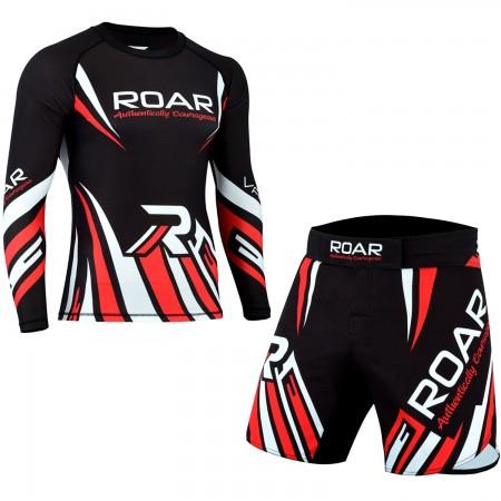 ROAR Kids Mixed Martial Arts MMA Short BJJ Training Muay Thai Cross fit Workout