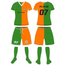 ROAR 10 Sublimated Football/Soccer Team Sets Shirts / Jerseys & Shorts Uniform Sets