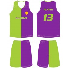 ROAR 15 Custom sublimation basketball jersey uniform complete set for Team Club