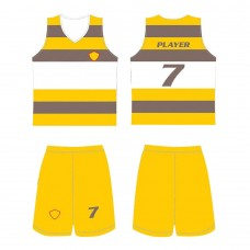 ROAR 15 Basketball Uniform Made Sport High Professional Sublimated With Name No.