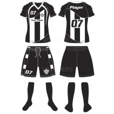 ROAR 12 Custom Made Soccer Uniform/Sublimated Jersey Adult Sizes Kid Size Men Kits