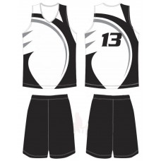 ROAR 20 Basketball Team Uniform Set Sublimation Free Name,Number & Logo kit