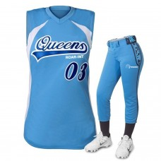 ROAR 12 Softball Uniform Team Sets with Name,Number And Logo All Size Youth Men