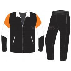 ROAR 12 Custom Team wear Uniform Warm-Up Tracksuit Complete Set For Team Club