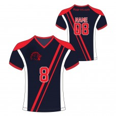ROAR 10 Set Sublimated Polo Shirt Team Wear Custom Design High Quality Logo All Sizes