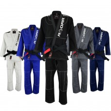 ROAR Brazilian Jiu Jitsu Gi MMA Fight Grappling Kimono Martial Arts BJJ Suit