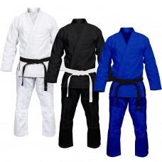 ROAR Full Blank Brazilian Jiu Jitsu Gi