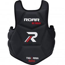 Roar Boxing Chest Guard Gel Padding MMA Body Protector Rib Shield Muay Thai Kickboxing Armour