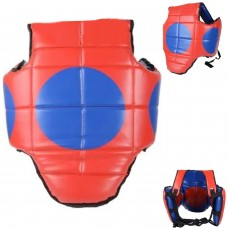 Roar Boxing Chest Guard MMA Mixed Martial Arts Rib Body Armour Taekwondo Protector