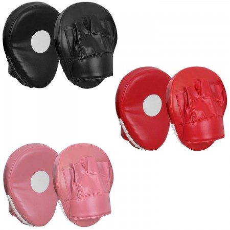 ROAR Pair Focus Pad Hook& Jab Punch Bag MMA Training Target Muay Thai Kickboxing