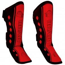 ROAR Shin Instep Guards MMA Kickboxing Foot Leg Support Pad