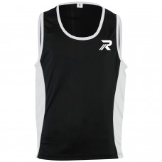 ROAR Boxing Men's Gym Bodybuilding Stringer Vest Training Workout Sleeveless Top