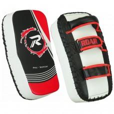 ROAR MMA Boxing Kick Strike Shields Curved Thai Pad