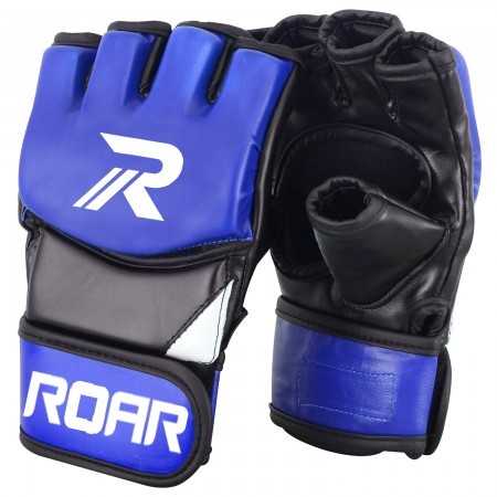 ROAR Boxing MMA Gloves UFC Grappling Training Punching Fighting Mitts Muay Thai