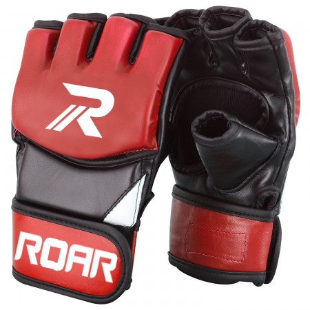ROAR MMA Gloves UFC Grappling Sparring Fight Training Martial Art Kickboxing