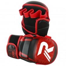 ROAR Tactical Shooter Action Convertible The Edge Black Gloves
