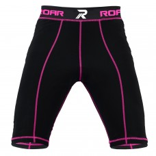 ROAR Men's Gym Compression Shorts