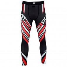 ROAR Legging Mens MMA BJJ Spats Running Tights S M L XL