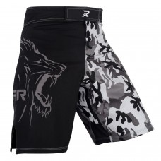 ROAR MMA SHORTS BJJ MUAY THAI TRAINING GRAPPLING