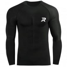 ROAR MMA Rash Guard Long Sleeve Compression Fight Training Sport MMA No Gi Wear