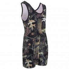 ROAR Professional Athletic Wrestling New Style Singlet Sublimation Design S,M,L,XL