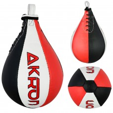 Akron Boxing Speed Ball MMA Punching Bag Power Speed Ball Training Workout